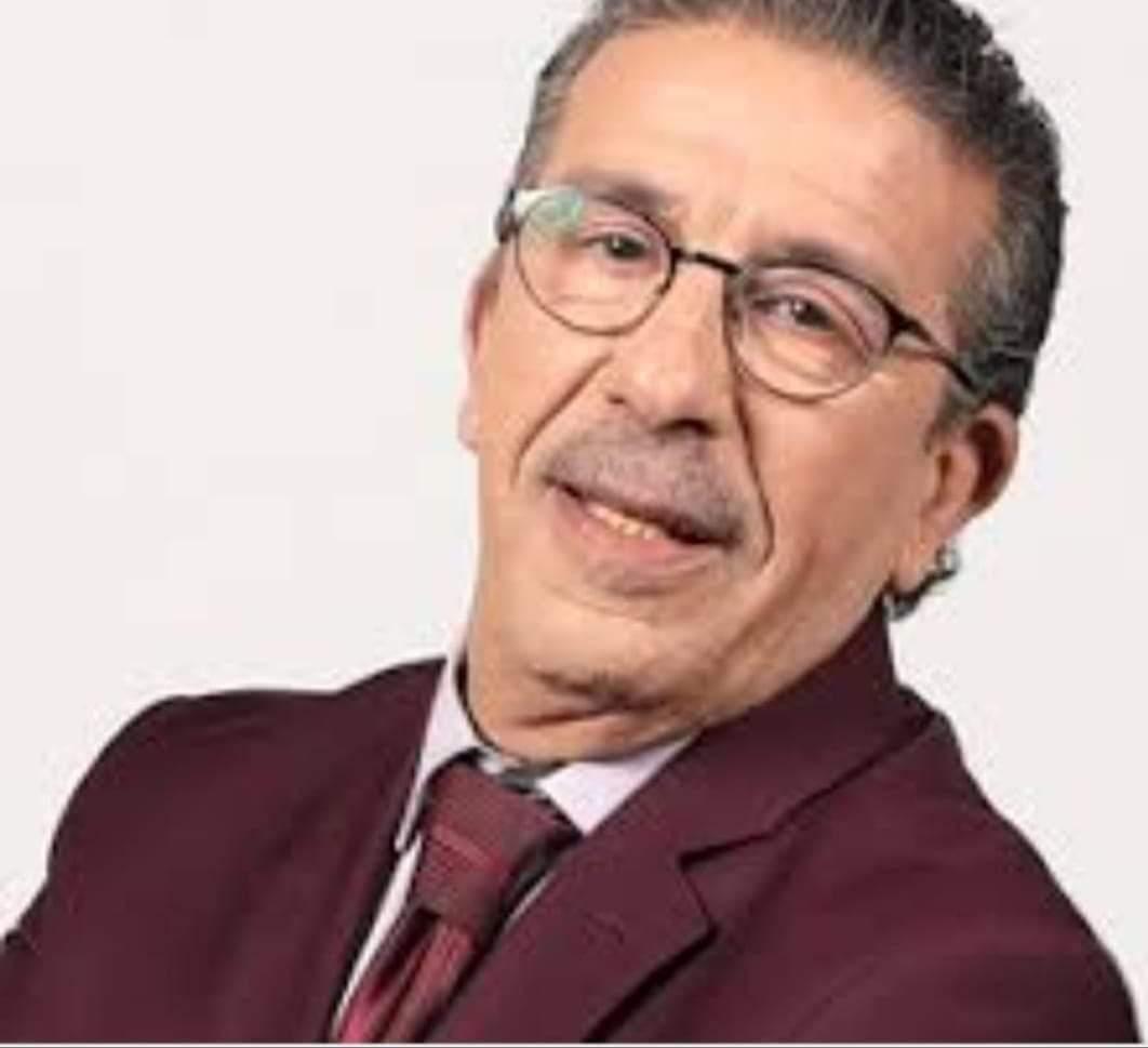 الفنان الممثل والمخرج المسرحى والسينمائي سعد الله عزيز في ذمة الله