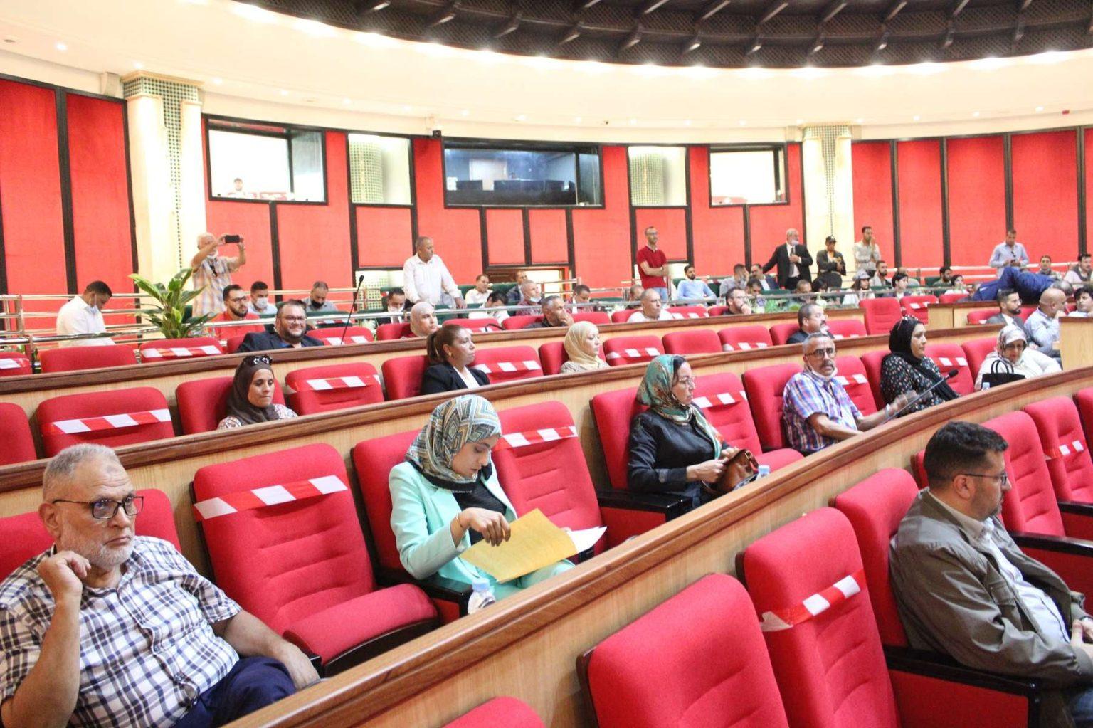 مجلس جماعة طنجة , أعضاء مجلس جماعة طنجة , رئيس جماعة طنجة , برنامج عمل جماعة طنجة , ميزانية جماعة طنجة